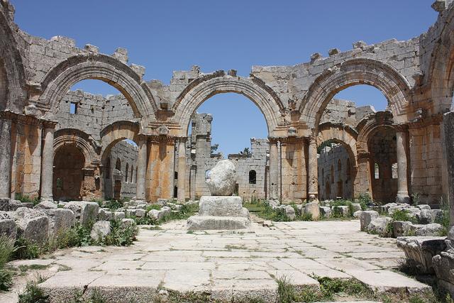 シリア北部の古代村落群の画像1