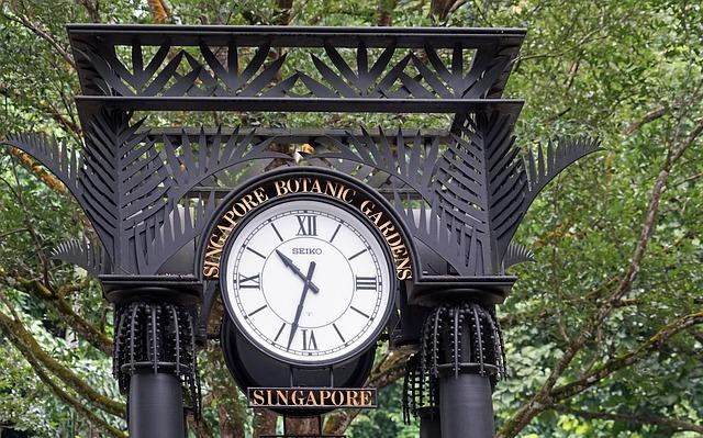 シンガポール植物園の画像8