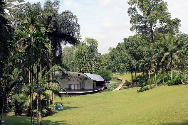シンガポール植物園の画像2