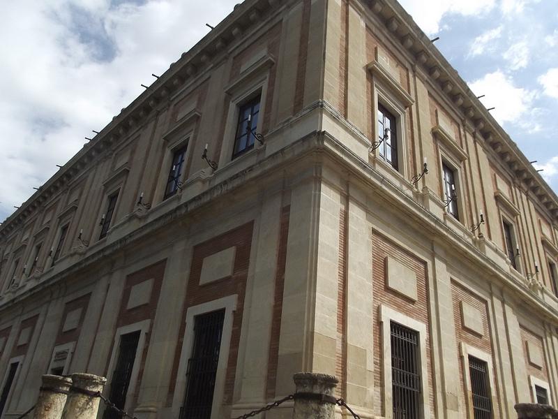 セビリアの大聖堂、アルカサル、インディアス古文書館の画像11