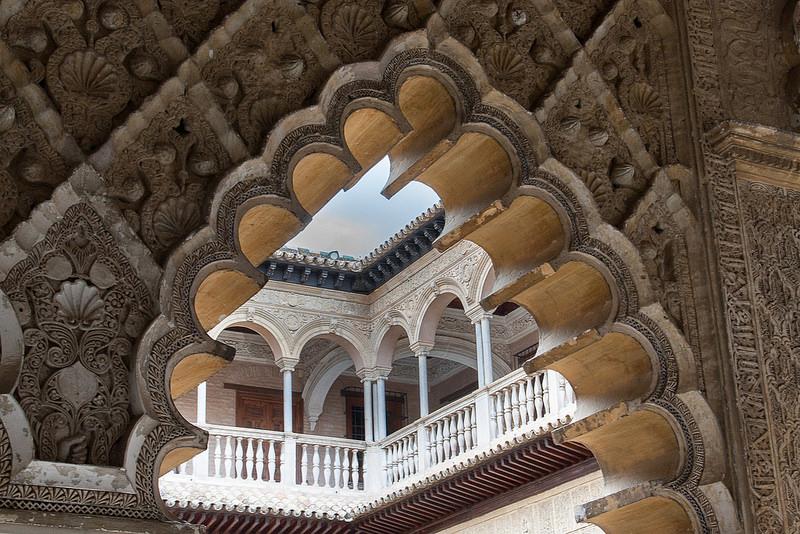 セビリアの大聖堂、アルカサル、インディアス古文書館の画像29