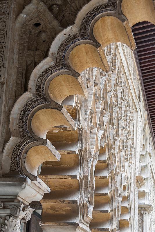 セビリアの大聖堂、アルカサル、インディアス古文書館の画像30