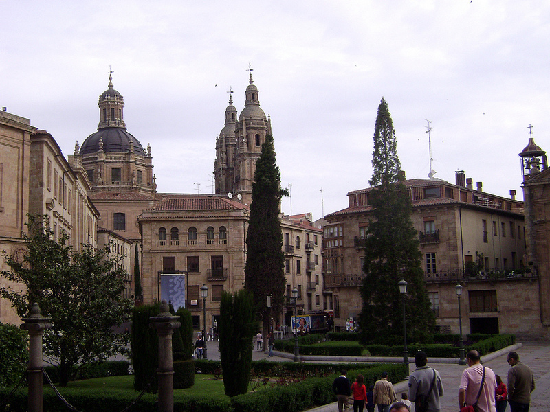 サラマンカ旧市街の画像10