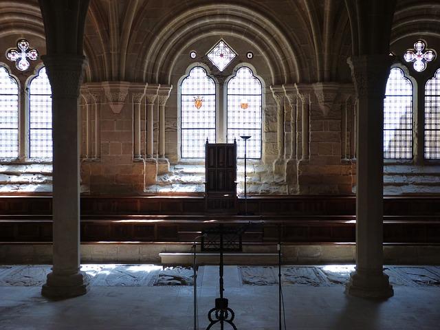 ポブレー修道院の画像4
