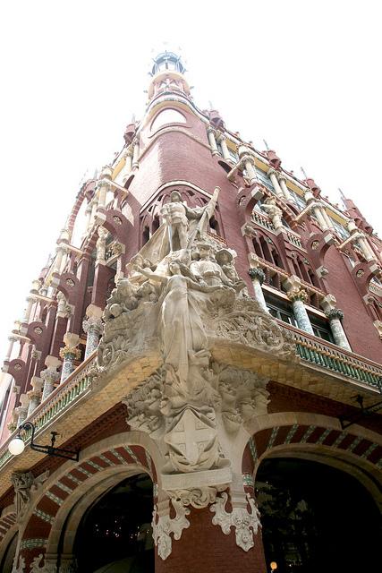 バルセロナのカタルーニャ音楽堂とサン・パウ病院の画像5