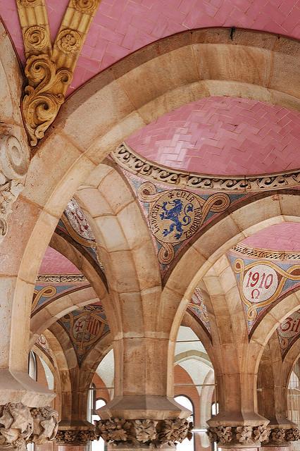バルセロナのカタルーニャ音楽堂とサン・パウ病院の画像7