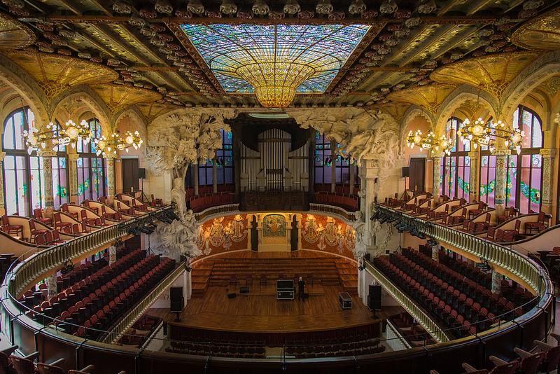 バルセロナのカタルーニャ音楽堂とサン・パウ病院の画像10