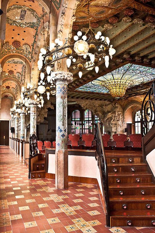 バルセロナのカタルーニャ音楽堂とサン・パウ病院の画像13