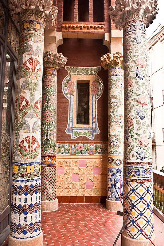 バルセロナのカタルーニャ音楽堂とサン・パウ病院の画像14