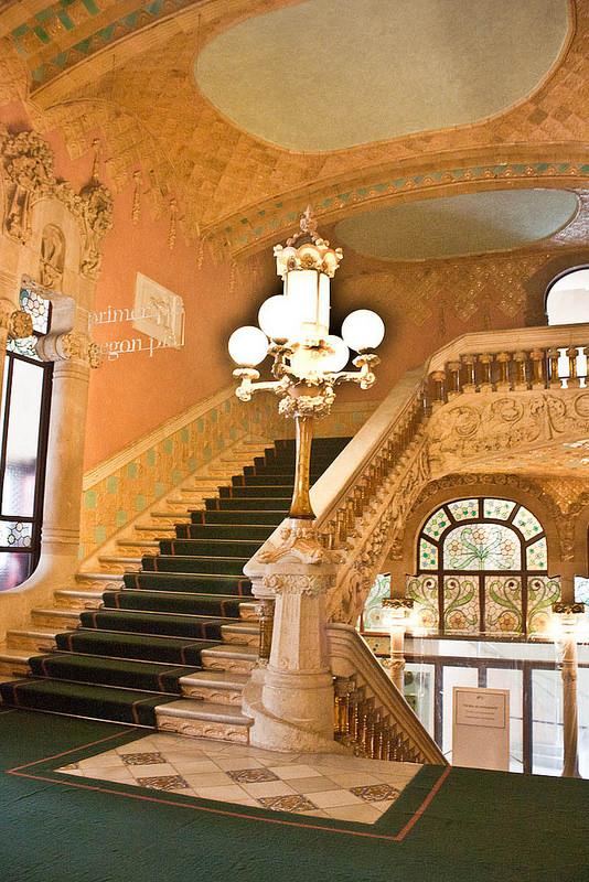 バルセロナのカタルーニャ音楽堂とサン・パウ病院の画像15