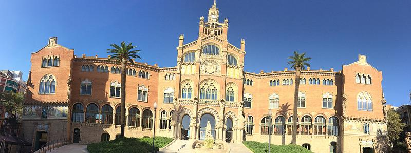 バルセロナのカタルーニャ音楽堂とサン・パウ病院の画像20