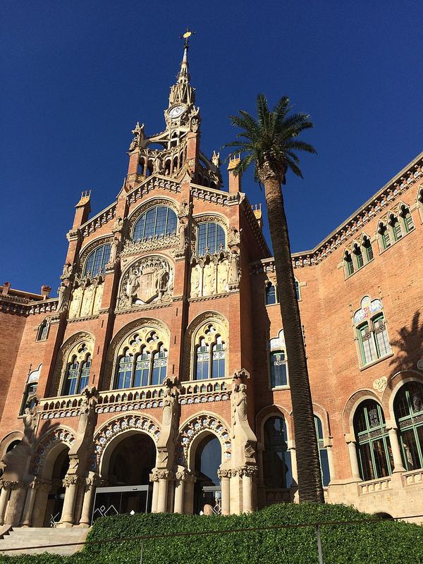 バルセロナのカタルーニャ音楽堂とサン・パウ病院の画像21