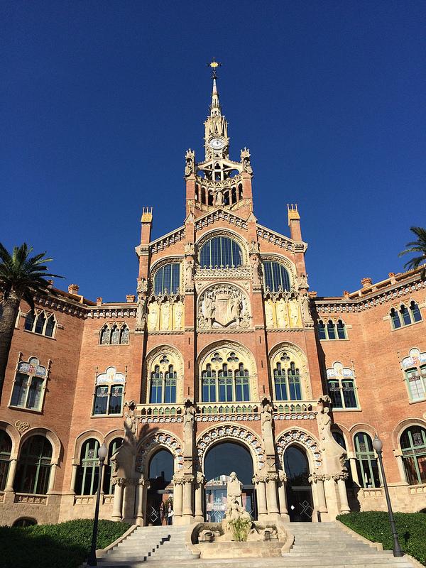 バルセロナのカタルーニャ音楽堂とサン・パウ病院の画像22