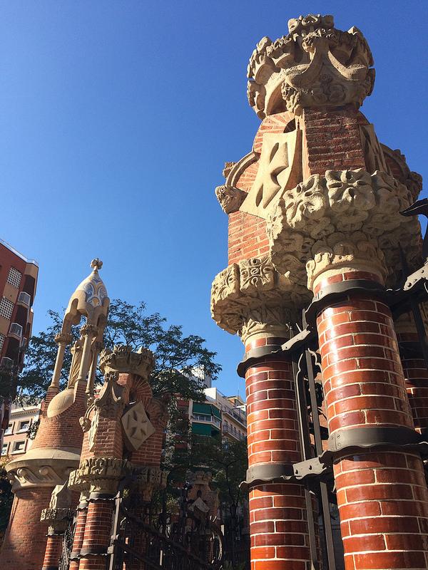 バルセロナのカタルーニャ音楽堂とサン・パウ病院の画像23