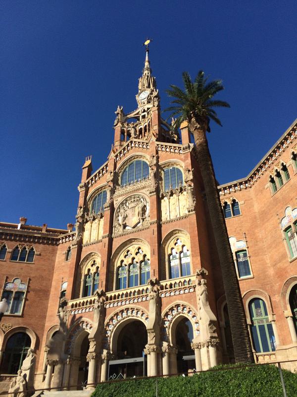 バルセロナのカタルーニャ音楽堂とサン・パウ病院の画像24