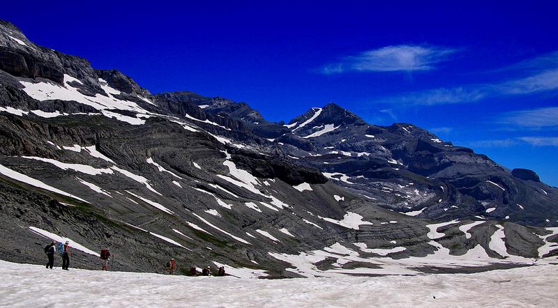 ピレネー山脈のペルデュ山の画像1