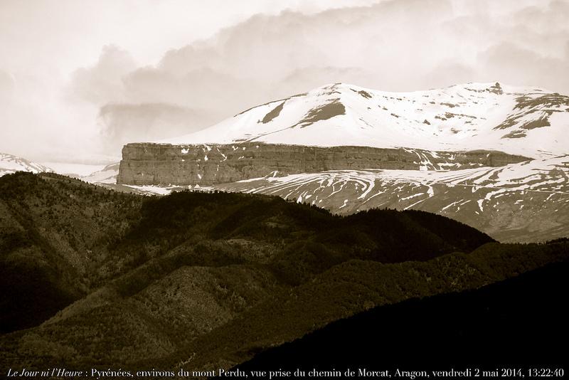 ピレネー山脈のペルデュ山の画像2