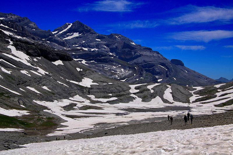 ピレネー山脈のペルデュ山の画像6