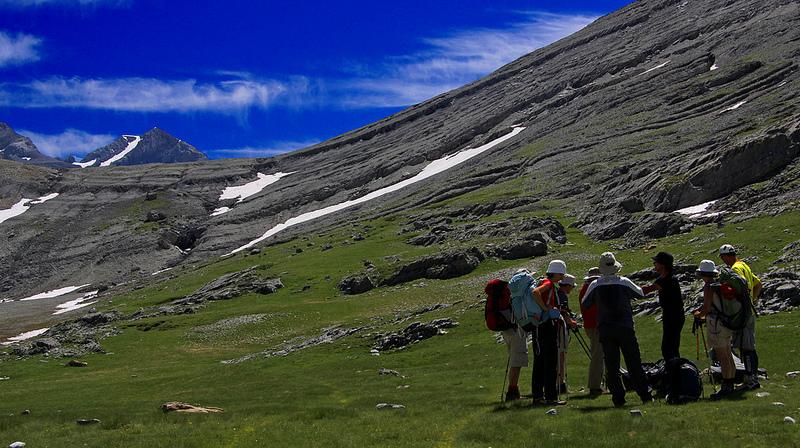 ピレネー山脈のペルデュ山の画像8