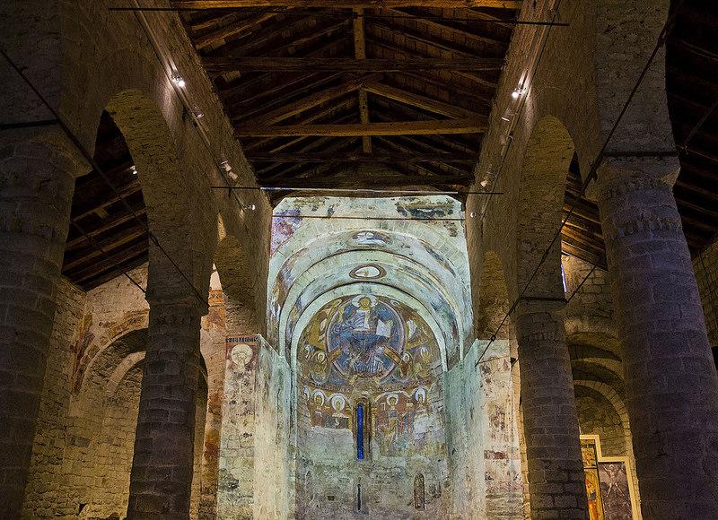 ボイ渓谷のカタルーニャ風ロマネスク様式教会群の画像3