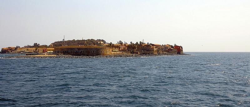 ゴレ島の画像2