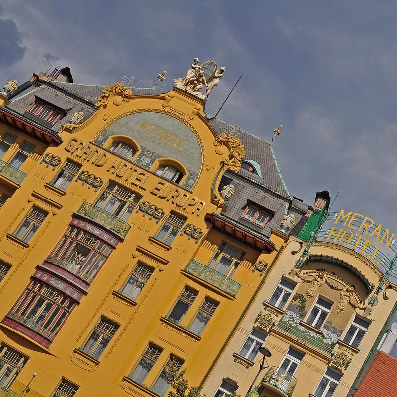 プラハ歴史地区の画像9