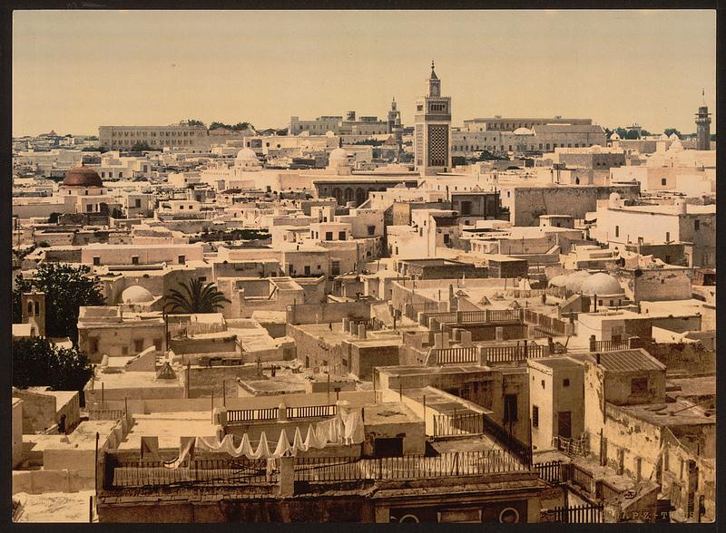 チュニス旧市街の画像1