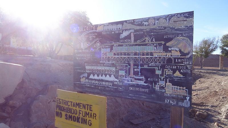 ハンバーストーンとサンタ・ラウラ硝石工場群の画像4