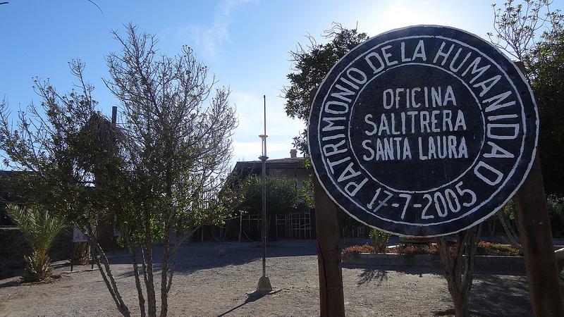 ハンバーストーンとサンタ・ラウラ硝石工場群の画像5