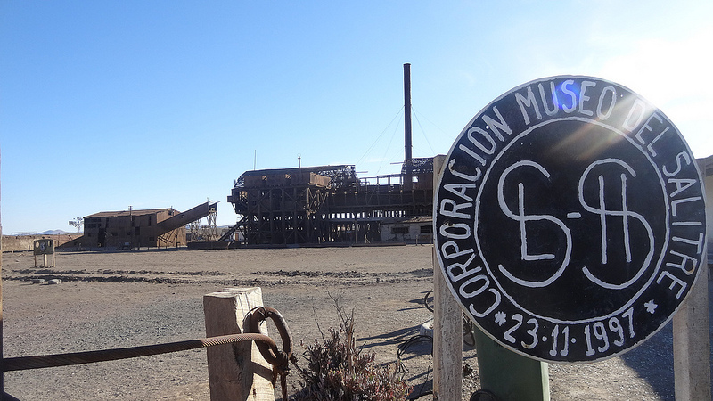 ハンバーストーンとサンタ・ラウラ硝石工場群の画像6