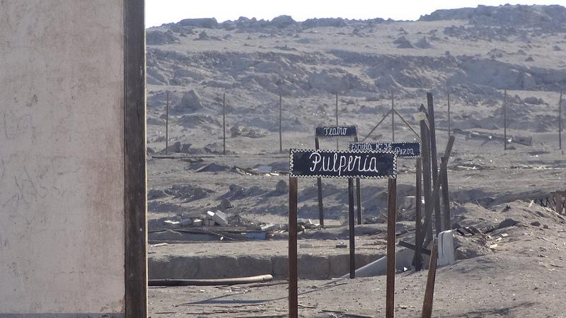 ハンバーストーンとサンタ・ラウラ硝石工場群の画像11