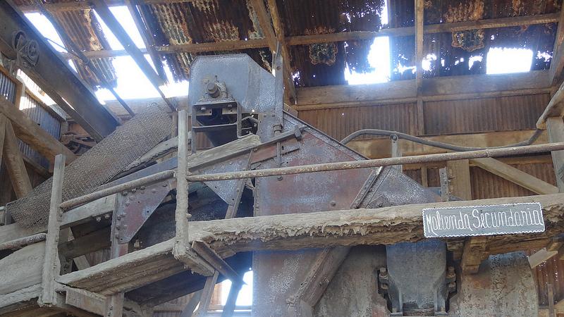 ハンバーストーンとサンタ・ラウラ硝石工場群の画像16