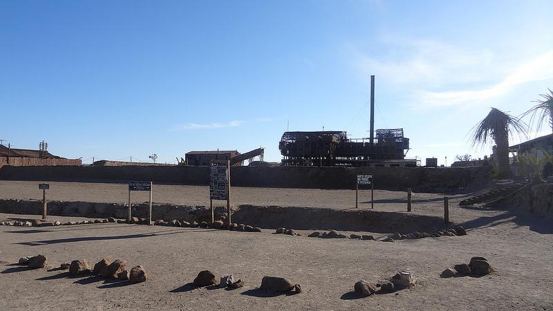 ハンバーストーンとサンタ・ラウラ硝石工場群の画像19