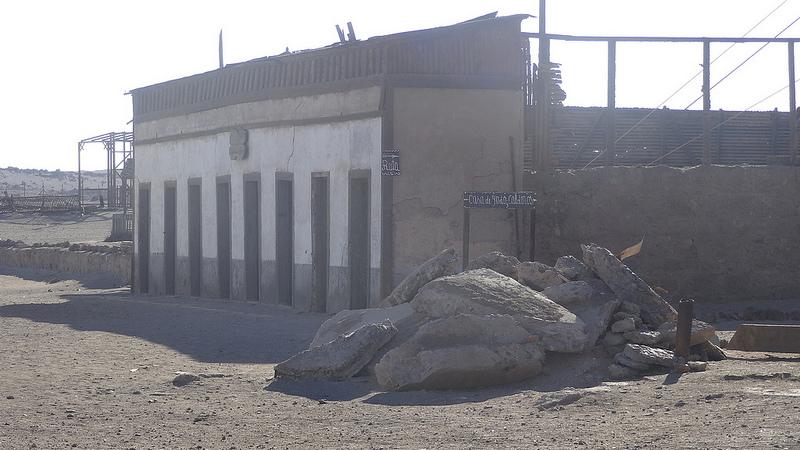 ハンバーストーンとサンタ・ラウラ硝石工場群の画像23