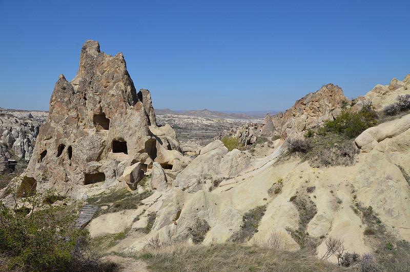 ギョレメ国立公園とカッパドキアの岩窟群の画像7