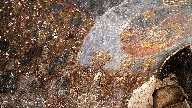 ギョレメ国立公園とカッパドキアの岩窟群の画像16