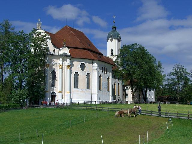 ヴィースの巡礼教会の画像1
