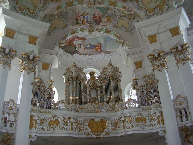 ヴィースの巡礼教会の画像2