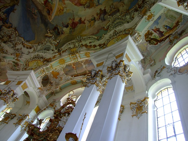 ヴィースの巡礼教会の画像3