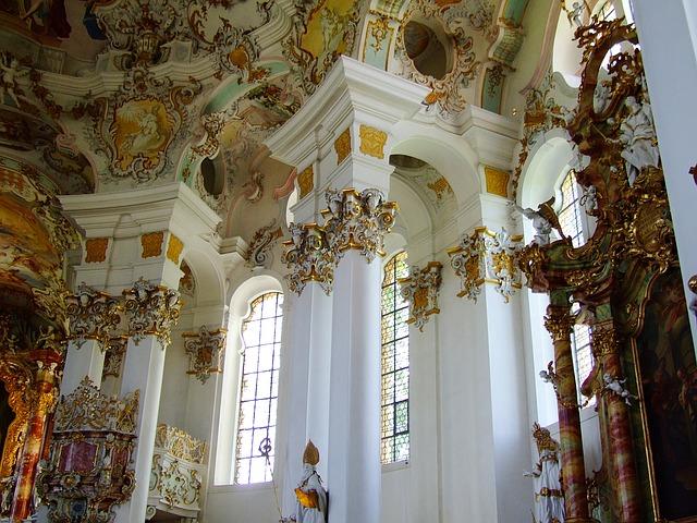 ヴィースの巡礼教会の画像4