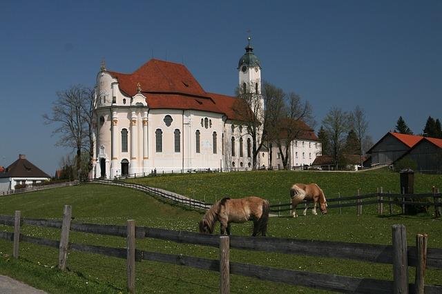 ヴィースの巡礼教会の画像7