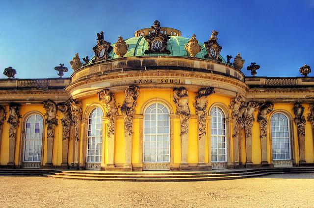 ポツダムとベルリンの宮殿群と公園群の画像3
