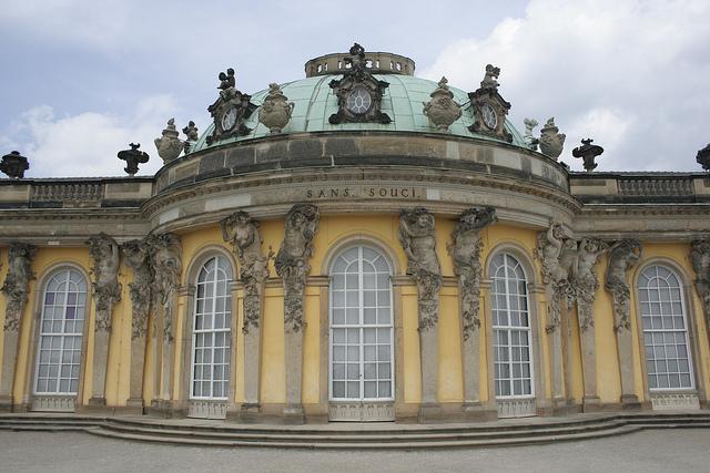 ポツダムとベルリンの宮殿群と公園群の画像12