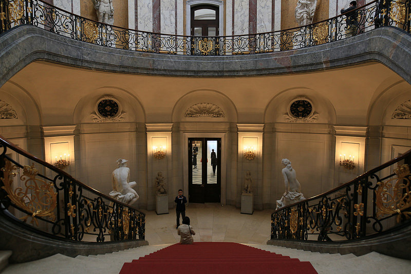 ベルリンのムゼウムスインゼル(博物館島)の画像8
