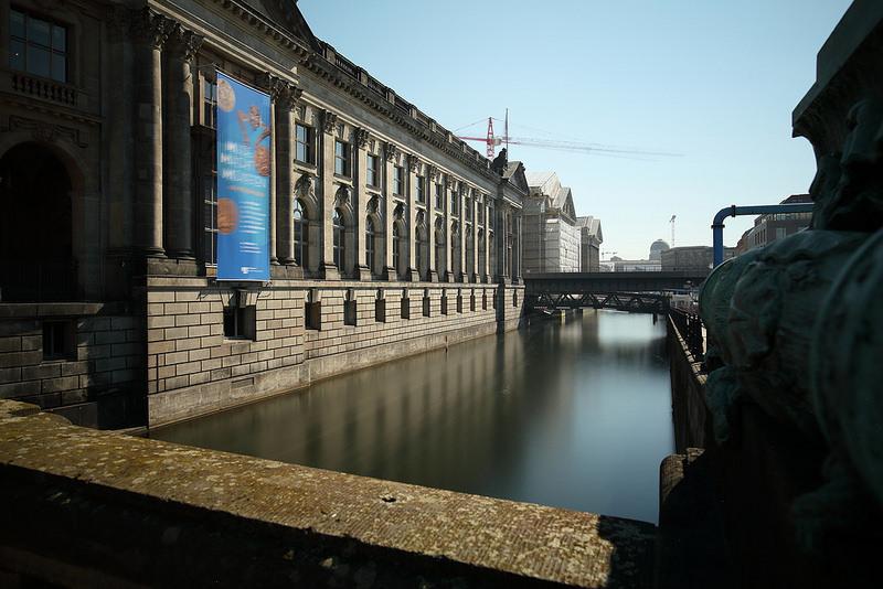 ベルリンのムゼウムスインゼル(博物館島)の画像17