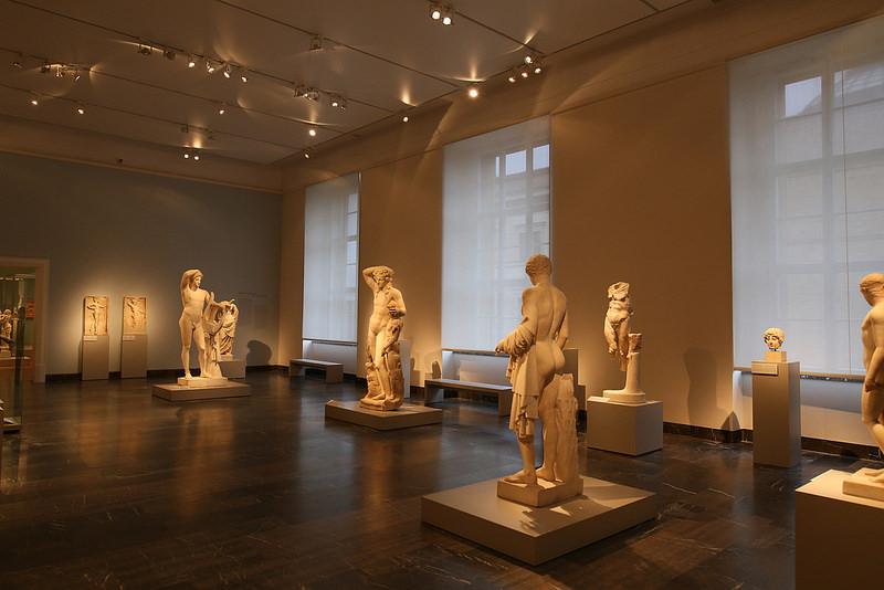 ベルリンのムゼウムスインゼル(博物館島)の画像27