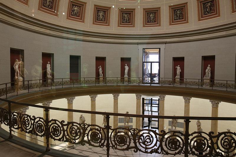 ベルリンのムゼウムスインゼル(博物館島)の画像28