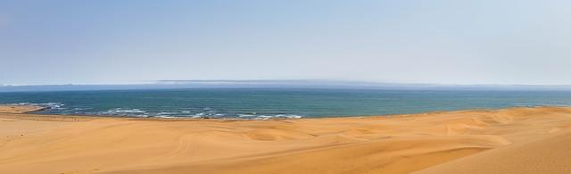 ナミブ砂海の画像1