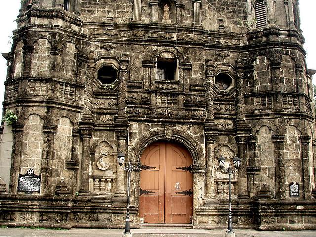 フィリピンのバロック様式教会群の画像16