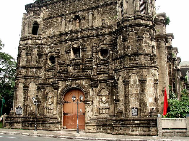 フィリピンのバロック様式教会群の画像17